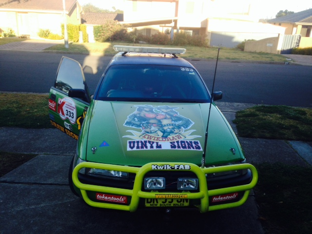 Kar333 Kidney Kar Rally