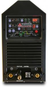 New Alupulse 320 Amp AC DC Pulse Tig Welder for Metalmaster Australia