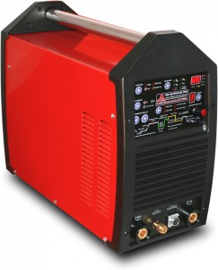 Alupulse 320 Amp AC DC Pulse Tig Welder for Metalmaster Australia