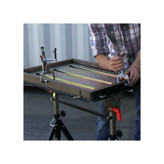 Nomad Welding Table An Inexpensive Solution To A DIY