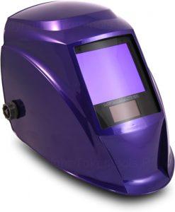 Auto darkening electronic welding helmet Metalmaster 9880