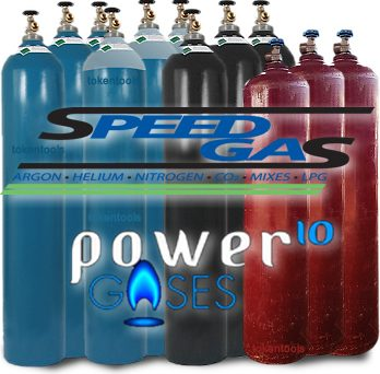 Now you can swap power10 welding gas cylinders for speedgas bottles on a 1 to 1 face value exchange